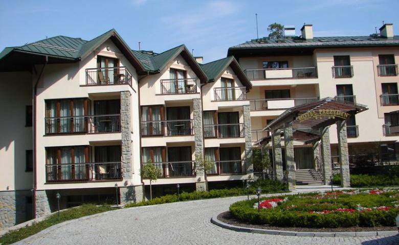 Hotel-Prezydent-Krynica